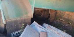 Carreta containeira