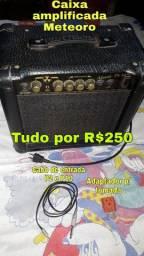 Caixa amplificada Meteoro R$250