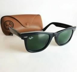 Óculos De Sol Wayfarer Preto RayBan