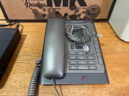 Telefone Powerpack com identificador