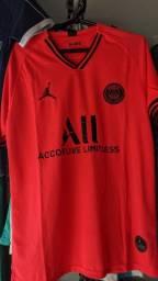 Camisas de time (primeira linha)