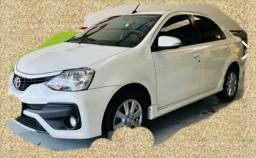 ETIOS xls plus 2017/2018 super NOVO