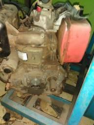 Motor disel estacionario