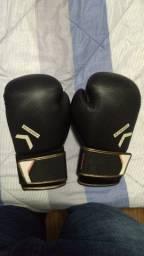 Luvas De Boxe E Muay Thai Bg500 Carbon 14 Oz