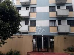 Apartamento com 1 dormitório para alugar por R$ 850,00/mês - Fragata - Marília/SP