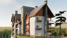Apartamento à venda com 1 dormitórios em Avenida central, Gramado cod:9925585