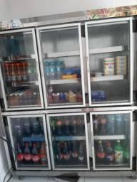 Refrigerador de frios e laticínios