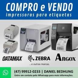 Vendo e Compro Impressoras de Etiquetas