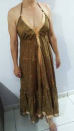 Vestido Indiano NOVO