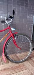 Bicicleta Monark Barra Circular ano 1989