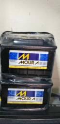 Baterias Automotivas 60 Amperes Moura