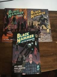 Black Hammer vol 1 ao 3