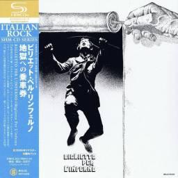 Biglietto Per L'Inferno -CD, Album, Reissue, Remastered, Paper Sleeve, SHM-CD