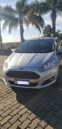 New Fiesta SE 1.5 Flex 2015