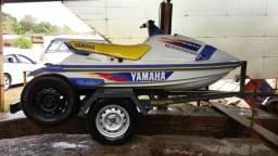 Jet Ski Yamaha Raider 700