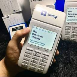 SumUp Total imprime Comprovante