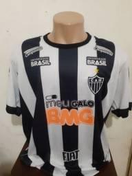 Camiseta Do Atlético-MG