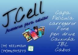 J.Cell Acessórios para Celular