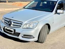 Mercedes c180 cgi 1.8v ano 2012 super conservada