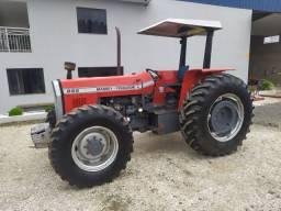 Trator massey 4x4 292  1990
