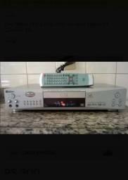 Aparelho De Dvd Player Philco Dv-p2500<br>