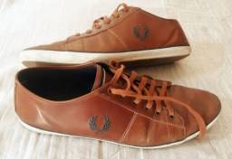 Sapatenis Fred Perry, 42, couro, Original