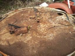 Suporte para caixa de água 25 mil litros R$600