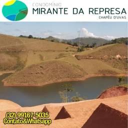 Lotes Mirante da Represa com acesso a melhor Represa da Região!