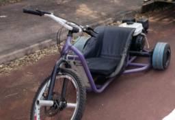 Trike  drift motorizado aceito ferramentas máquina de solda