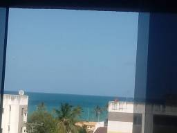Apartamento 3 quartos vista para o mar na praia de Jacarecica saida litoral Norte Maceio