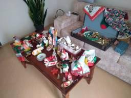 Enfeites de natal tradicionais