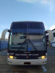 Ônibus Marcopolo Paradiso HD 1200 G6 Mercedes O500 RSD 6×2 Ano 2005