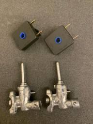Interruptor e registro cooktop Fischer