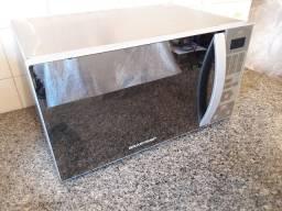 Micro-ondas Brastemp Inox com Grill - Piracicaba
