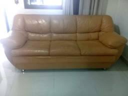 Sofa em couro herval