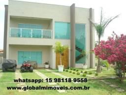 Ninho Verde 1 - Belo Sobrado c/ piscina e área gourmet - Ótimo acabamento