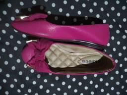 Sapatilha e sapato Molekinha 34