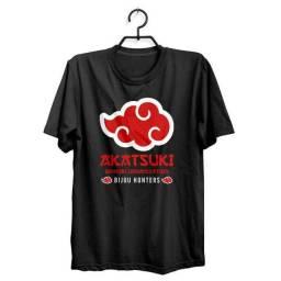 Camiseta Akatsuki Clound Naruto