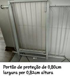 Portão de proteção