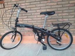 Vendo bicicleta dobrável ...