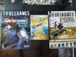 Lote de jogos para PC
