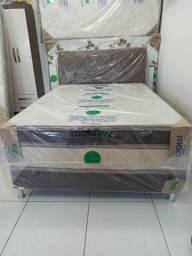 Cama casal pillow