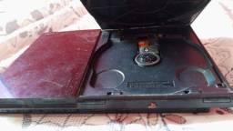 PlayStation 2 para retirada de peças