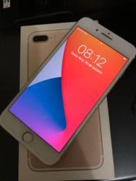 iPhone 7 plus 128GB Gold IMPECAVEL