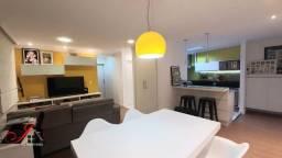 Apartamento 03 quartos revertidos em 02, Bairro Campo Comprido em Curitiba/PR