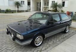 Vendo Gol GTi 1989 Azul Mônaco