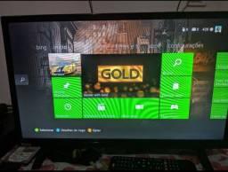 Xbox 360  4 gigas Travado