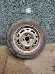 Roda ferro aro 13