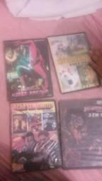 Tem dvd vários