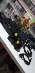 Xbox 360 super slim 4GB travado último modelo, entrega gratuita parcela até 12x